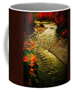 Coffee Mug featuring the photograph Stream by Bill Howard