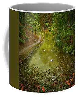 Stream In Paradise Coffee Mug