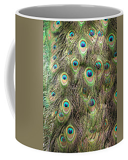 Coffee Mug featuring the photograph Stream Of Eyes by Diane Alexander