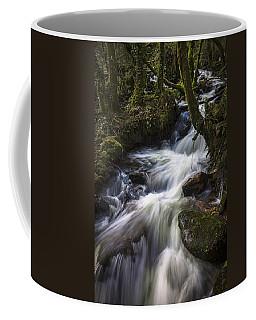 Stream On Eume River Galicia Spain Coffee Mug