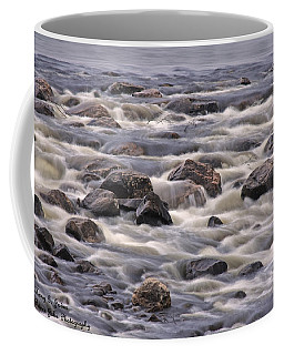 Streaming Rocks Coffee Mug