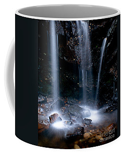 Streams Of Light Coffee Mug by Steven Reed