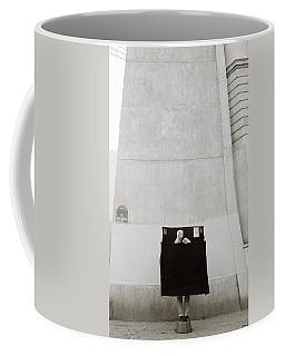Paris Surrealism Coffee Mug by Shaun Higson
