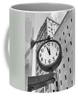 Street Clock Coffee Mug