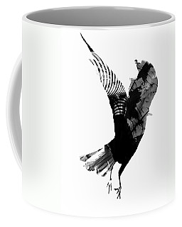 Street Crow Coffee Mug
