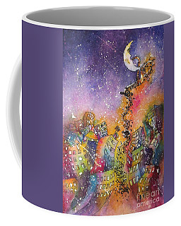 Street Dance Coffee Mug