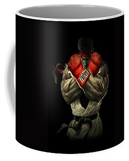 Street Fighter Coffee Mug