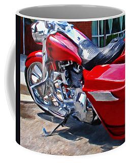 Street Glide Coffee Mug
