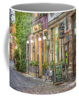 Street In Ghent Coffee Mug