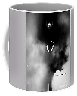 Street Light And Steam Coffee Mug