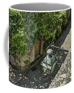 Street Light Coffee Mug by Michelle Meenawong
