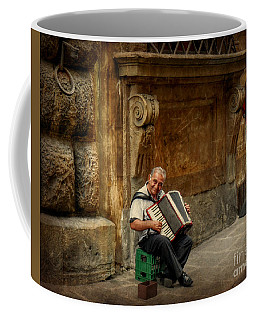 Street  Music Coffee Mug