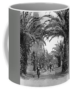 Avenue Of The Palms, San Francisco Coffee Mug