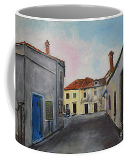 Street View From Kavran Coffee Mug