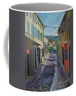 Street View From Provence Coffee Mug