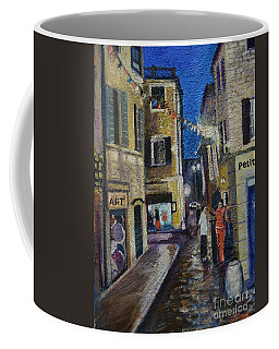 Street View Provence 2 Coffee Mug