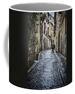 Streets Of Segovia Coffee Mug