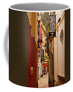 Streets Of Seville  Coffee Mug