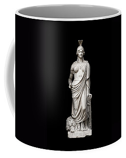 Strength Coffee Mug by Fabrizio Troiani