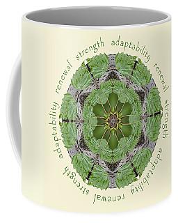 Strength Mandala 1 Coffee Mug