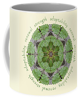 Strength Mandala 1 Coffee Mug