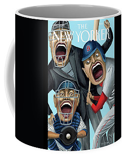 Strike Zone Coffee Mug
