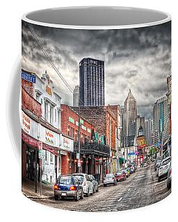 Strip District Pittsburgh Coffee Mug