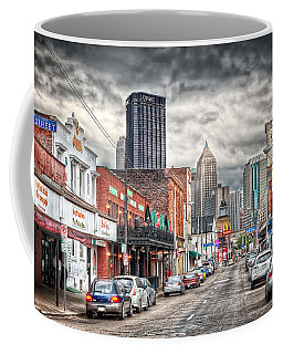 Strip District Pittsburgh Coffee Mug