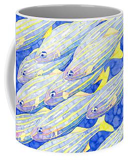 Striped Pajamas Coffee Mug