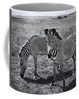 Stripes Duo Coffee Mug