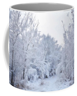 Stroll Through A Winter Wonderland Coffee Mug