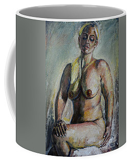 Strong Blond Coffee Mug