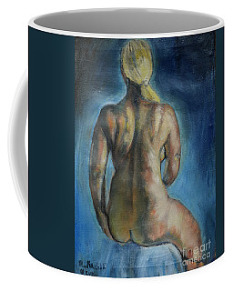 Strong Blond's Back Coffee Mug