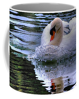 Strong Swimmer Coffee Mug