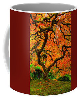 Coffee Mug featuring the photograph Structured Beauty by Dustin  LeFevre