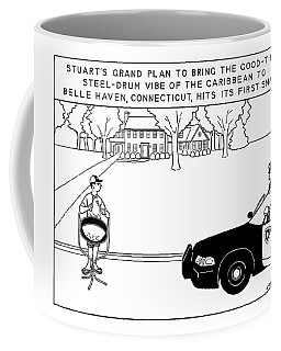 Stuart's Grand Plan To Bring The Good-time Coffee Mug