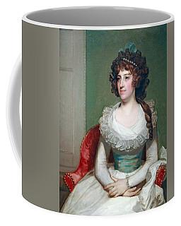 Stuart's Matilda Caroline Cruger Coffee Mug