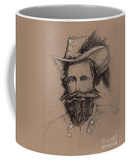 Stuart's Rebuke Coffee Mug by Scott and Dixie Wiley