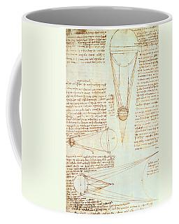 Studies Of The Illumination Of The Moon Coffee Mug