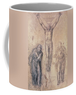 Study For A Crucifixion Coffee Mug