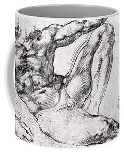 Study For The Creation Of Adam Coffee Mug