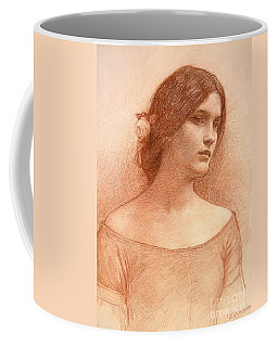 Study For The Lady Clare Coffee Mug