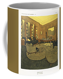 Study, From Repertoire Of Modern Taste Coffee Mug