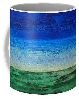 Study Of Earth And Sky Coffee Mug