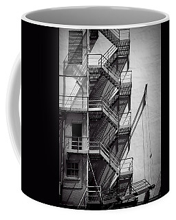 Study Of Lines And Shadows Coffee Mug
