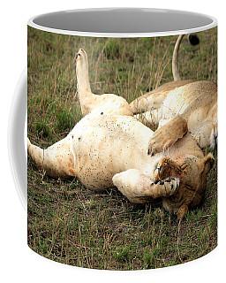 Stuffed Coffee Mug