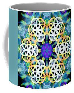 Subatomic Orbit Coffee Mug