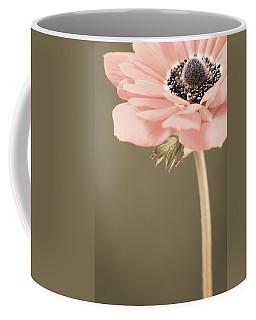 Subdued Anemone Coffee Mug