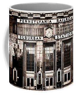 Suburban Station Coffee Mug