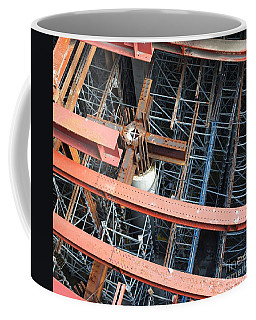 Subway Construction Site Coffee Mug
